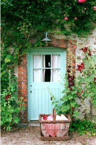 beautiful doorway